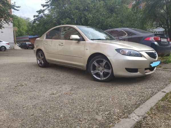 Mazda Mazda3, 2004 год, 240 000 руб.