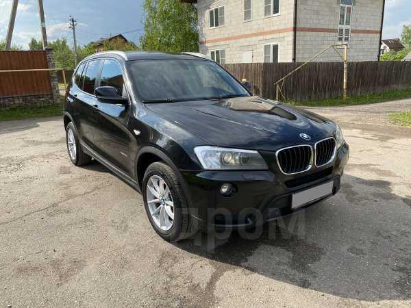 BMW X3, 2013 год, 1 080 000 руб.