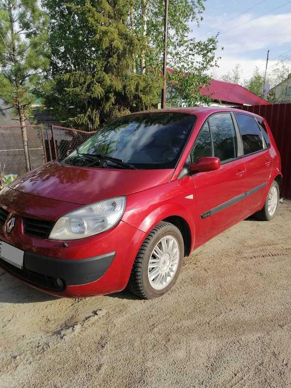 Renault Scenic, 2005 год, 250 000 руб.