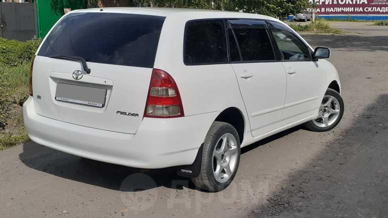Toyota Corolla Fielder, 2002 год, 329 000 руб.