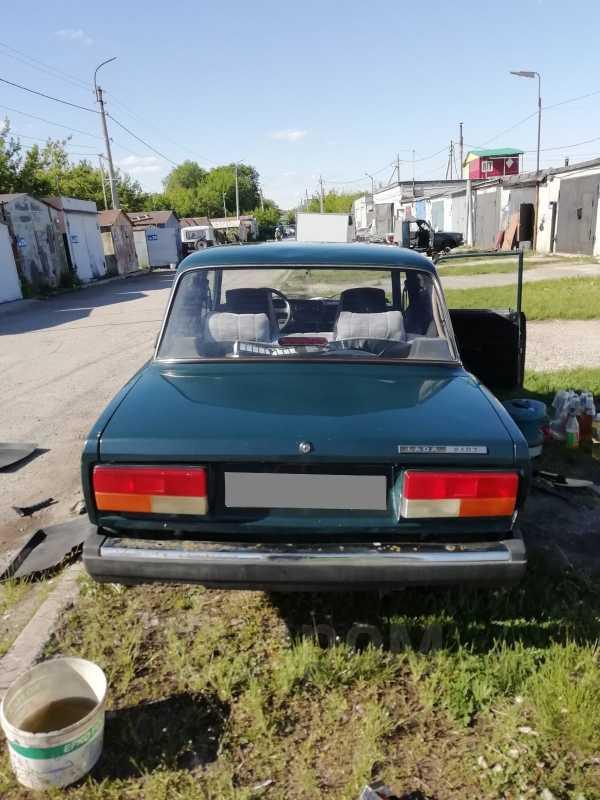 Лада 2107, 2007 год, 38 000 руб.