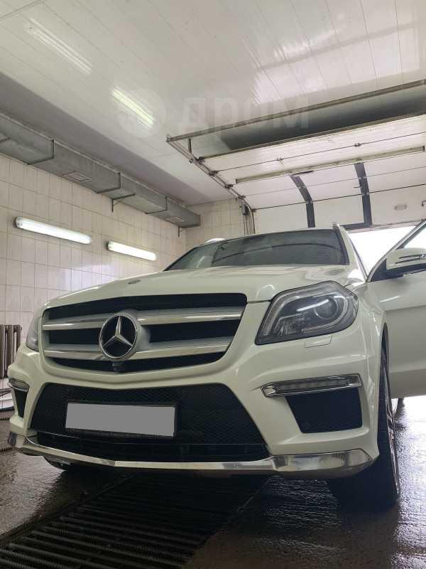 Mercedes-Benz GL-Class, 2013 год, 2 100 000 руб.