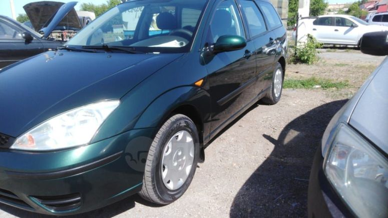 Ford Focus, 2004 год, 213 000 руб.