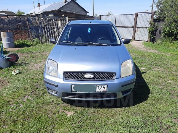 Ford Fusion, 2005 год, 165 000 руб.