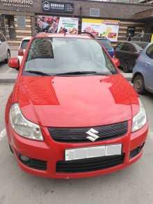Новосибирск SX4 2006
