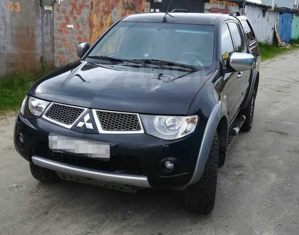 Mitsubishi L200, 2012 год, 850 000 руб.