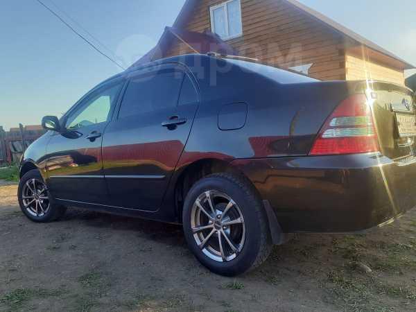 Toyota Corolla, 2003 год, 395 000 руб.
