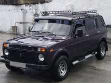 Симферополь 4x4 2131 Нива 2001