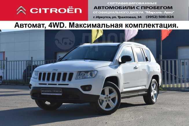Jeep Compass, 2012 год, 868 000 руб.