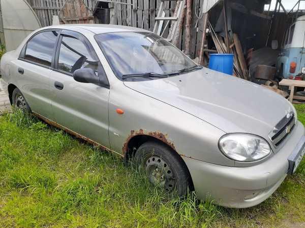 Chevrolet Lanos, 2008 год, 75 000 руб.