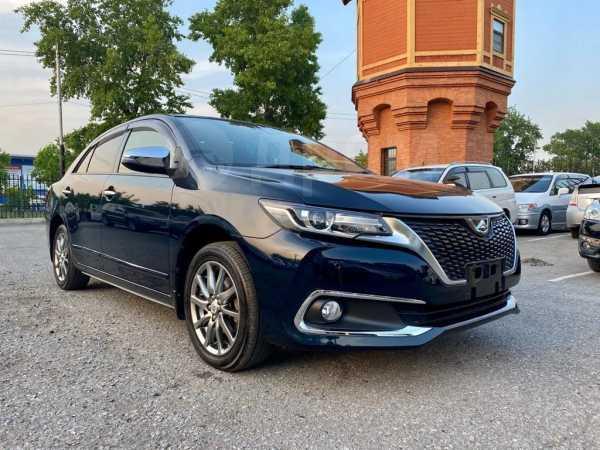 Toyota Allion, 2016 год, 1 265 000 руб.