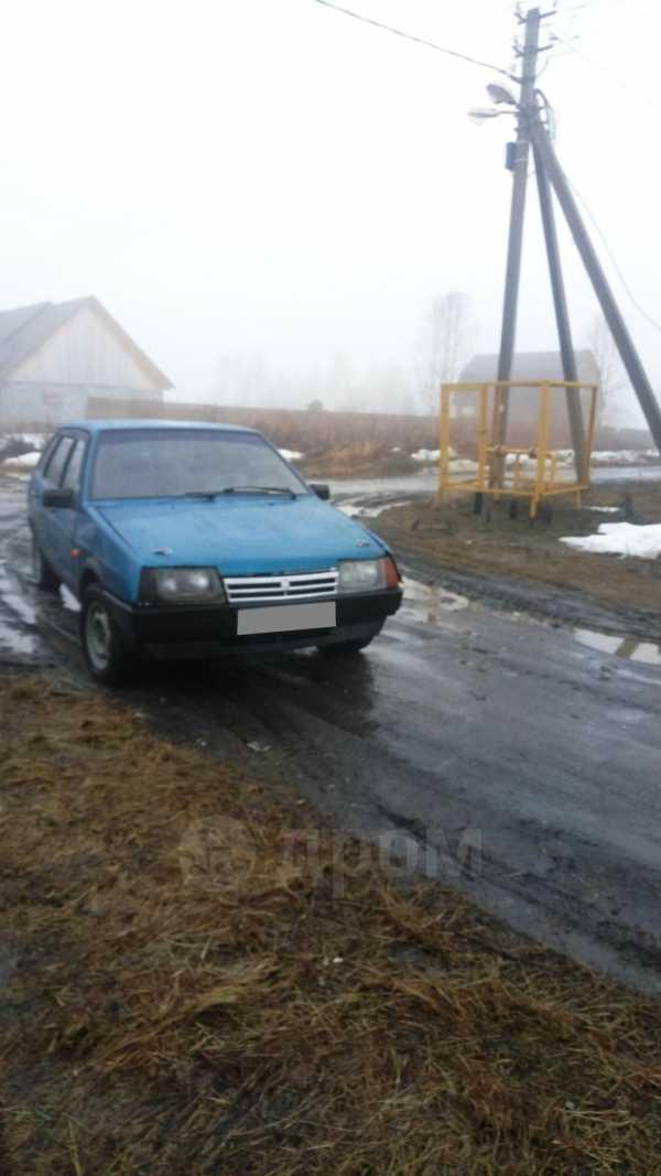 Лада 2109, 1999 год, 17 000 руб.
