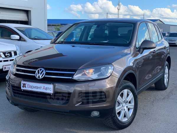 Volkswagen Touareg, 2010 год, 947 000 руб.