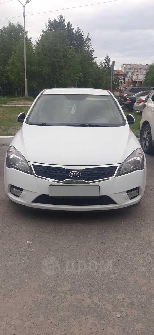 Kia Ceed, 2011 год, 500 000 руб.