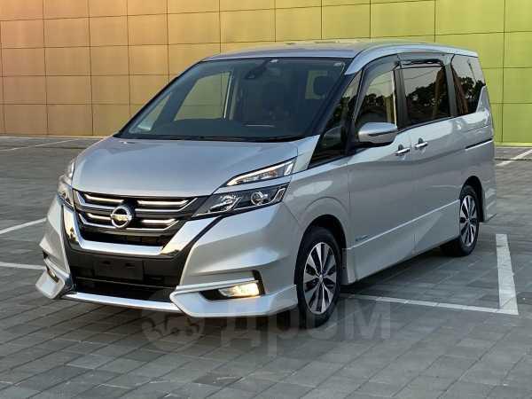 Nissan Serena, 2018 год, 1 260 000 руб.