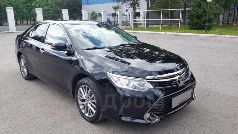 Toyota Camry, 2017 год, 1 410 000 руб.
