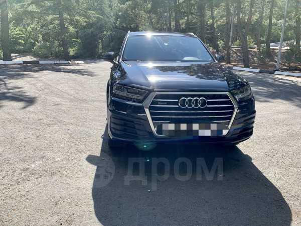 Audi Q7, 2015 год, 3 200 000 руб.