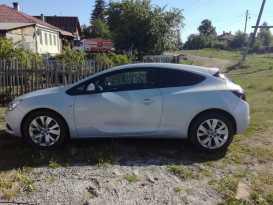 Кыштым Astra GTC 2012
