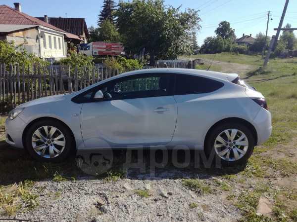 Opel Astra GTC, 2012 год, 529 000 руб.