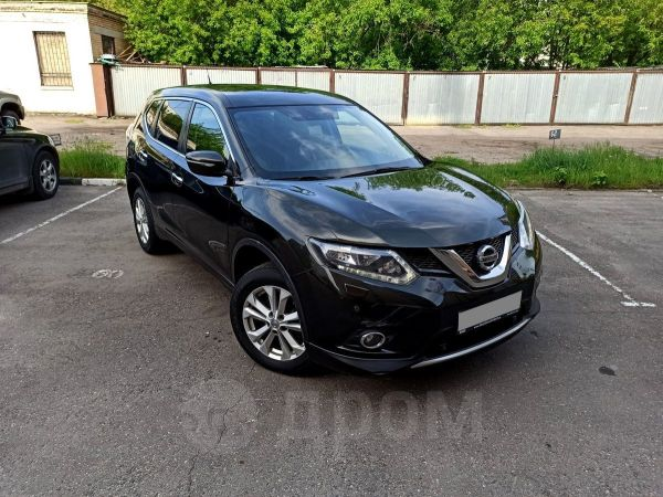 Nissan X-Trail, 2015 год, 865 000 руб.