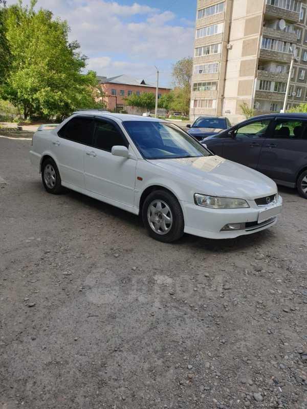 Honda Accord, 2001 год, 260 000 руб.