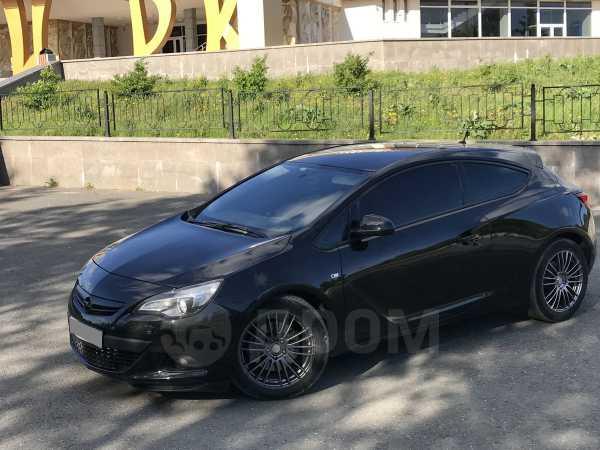 Opel Astra GTC, 2013 год, 465 000 руб.