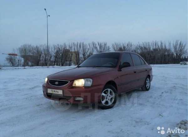 Hyundai Accent, 2005 год, 178 000 руб.