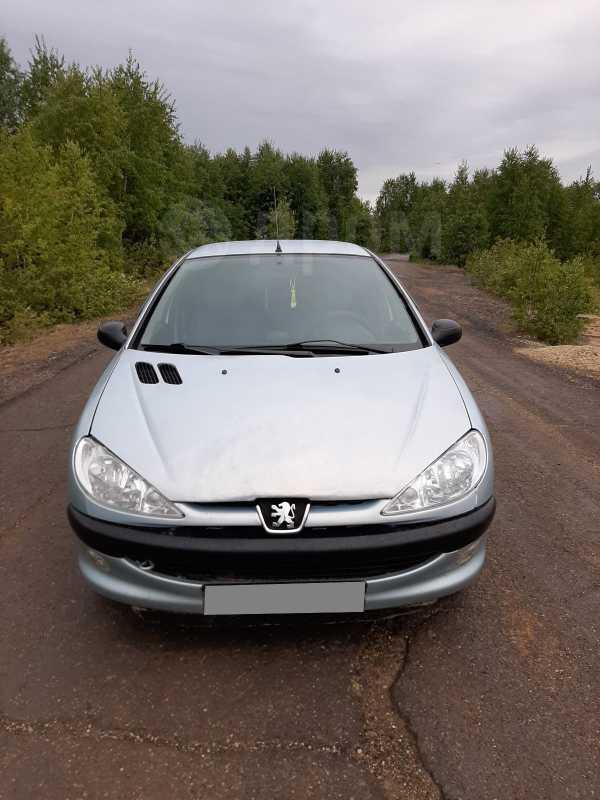 Peugeot 206, 2006 год, 120 000 руб.