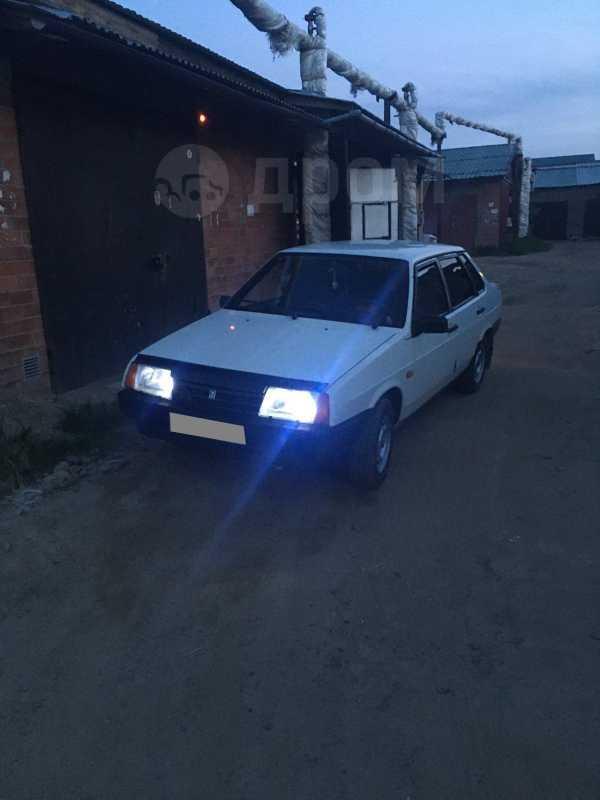 Лада 21099, 1996 год, 88 000 руб.