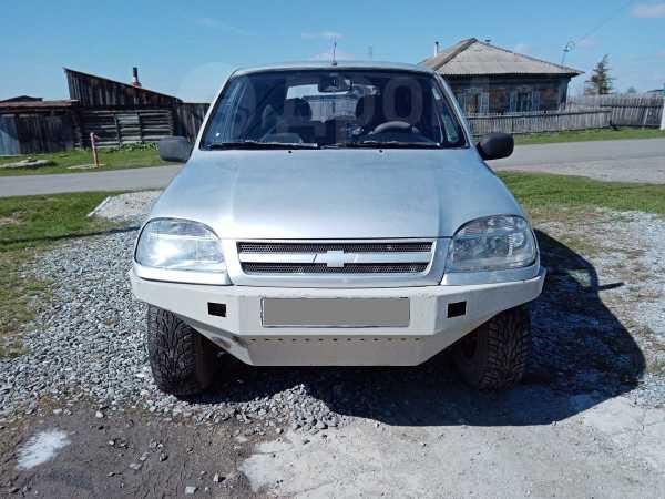 Chevrolet Niva, 2008 год, 115 000 руб.