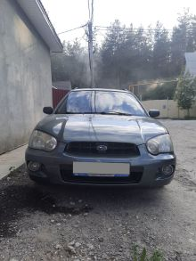 Екатеринбург Impreza 2004