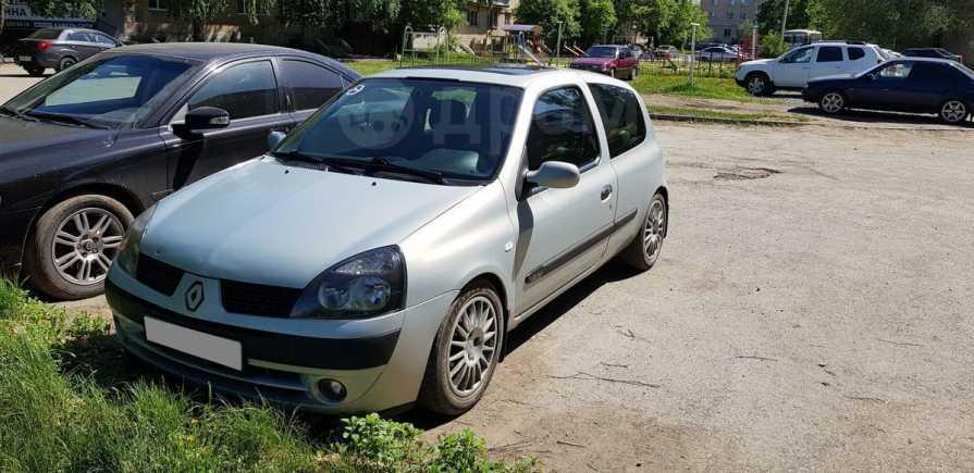 Renault Clio, 2001 год, 220 000 руб.