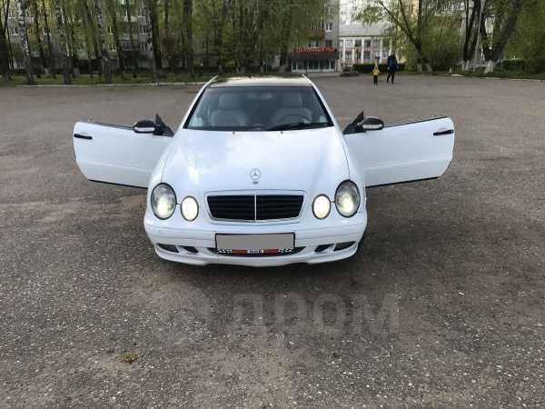 Mercedes-Benz CLK-Class, 2002 год, 290 000 руб.