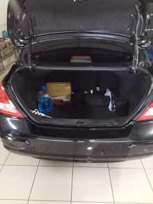 Домодедово Nissan Tiida 2008
