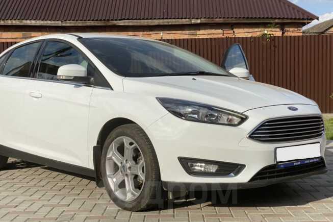 Ford Focus, 2018 год, 875 000 руб.