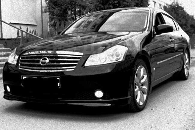 Nissan Fuga, 2005 год, 480 000 руб.