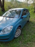 Opel Astra, 2005 год, 210 000 руб.