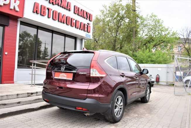 Honda CR-V, 2014 год, 1 259 000 руб.
