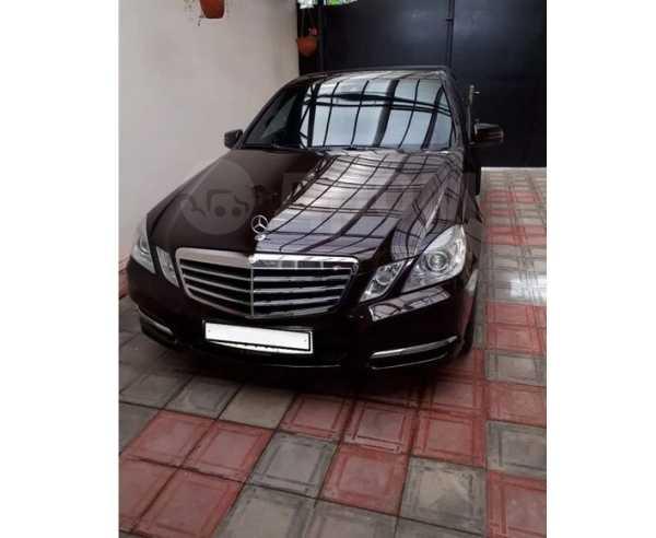 Mercedes-Benz E-Class, 2012 год, 1 050 000 руб.