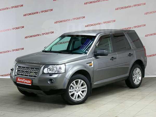 Land Rover Freelander, 2008 год, 619 000 руб.