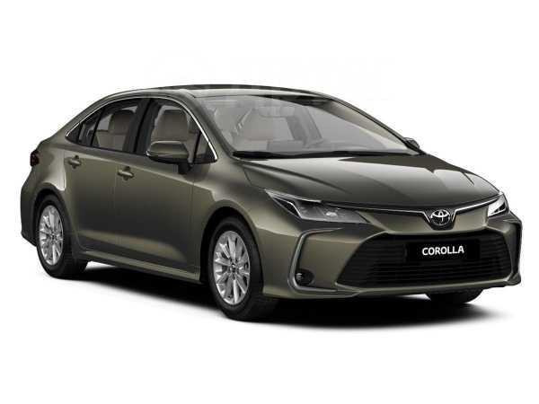 Toyota Corolla, 2020 год, 1 550 000 руб.