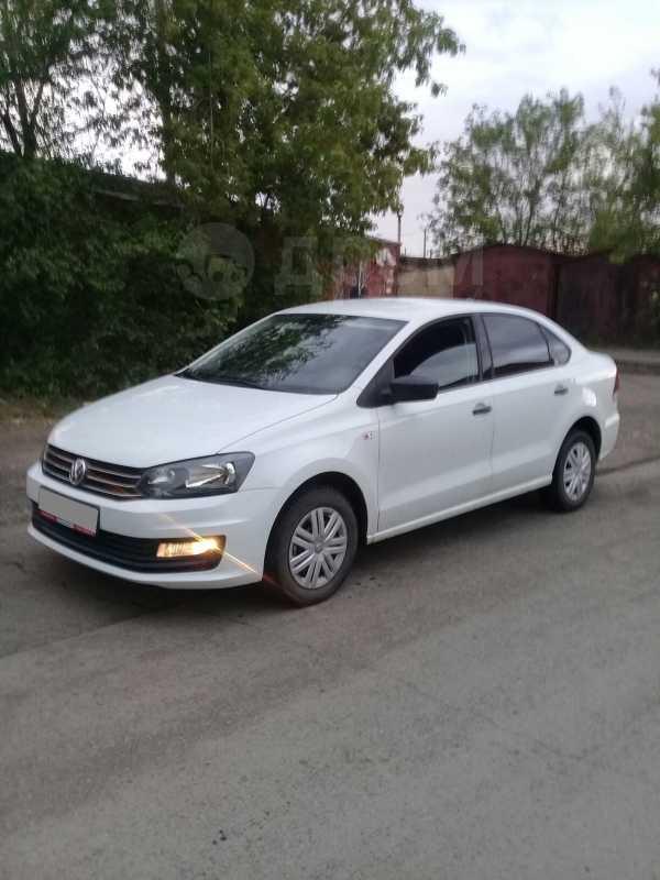 Volkswagen Polo, 2019 год, 640 000 руб.