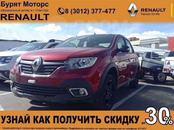 Renault Logan Stepway, 2020 год, 931 000 руб.