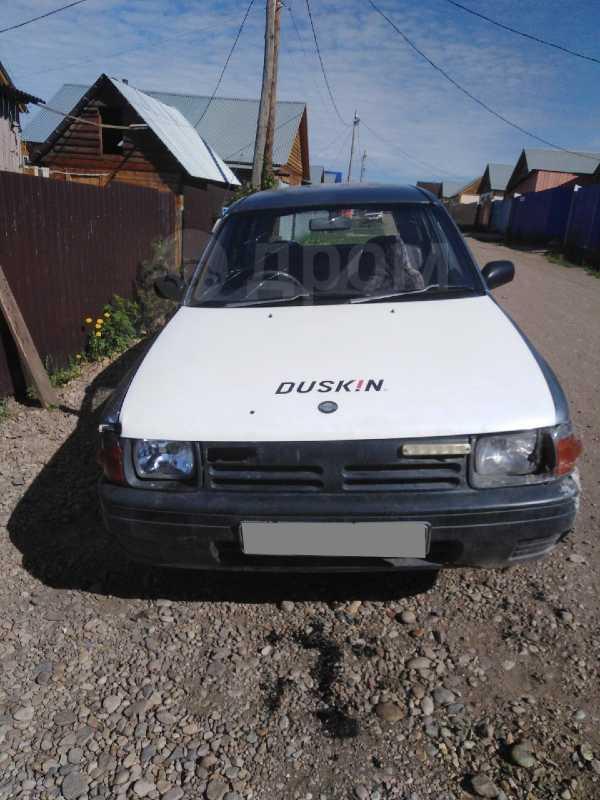 Nissan AD, 1992 год, 77 000 руб.