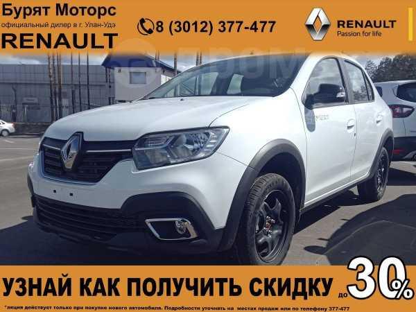 Renault Logan Stepway, 2020 год, 878 000 руб.