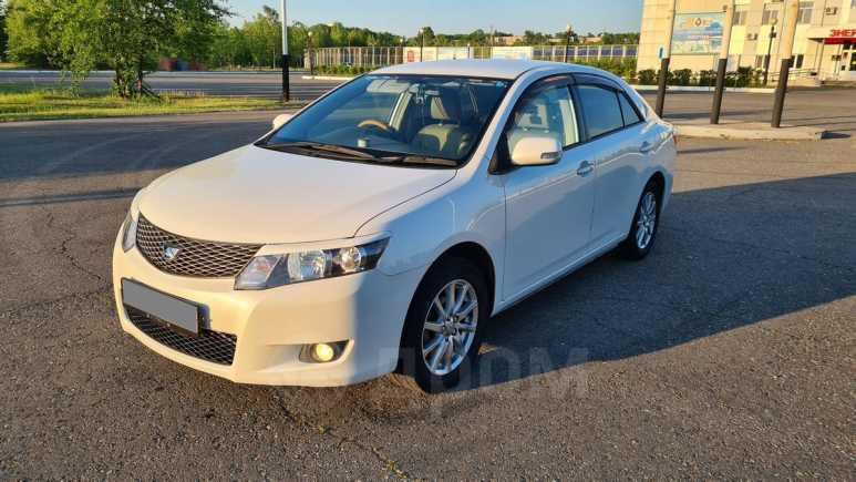 Toyota Allion, 2008 год, 644 000 руб.