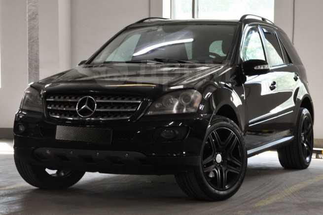 Mercedes-Benz M-Class, 2007 год, 950 000 руб.