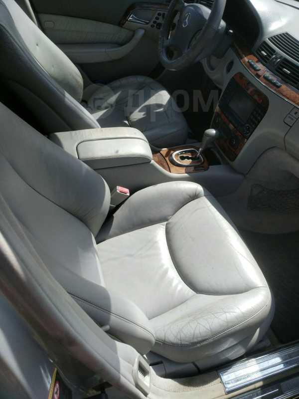 Mercedes-Benz S-Class, 2004 год, 430 000 руб.