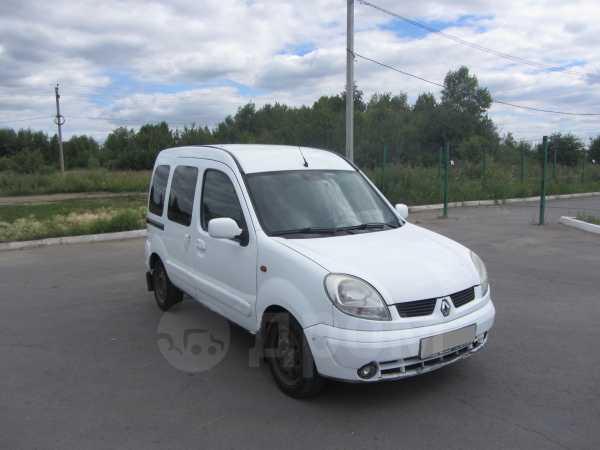 Renault Kangoo, 2003 год, 126 000 руб.