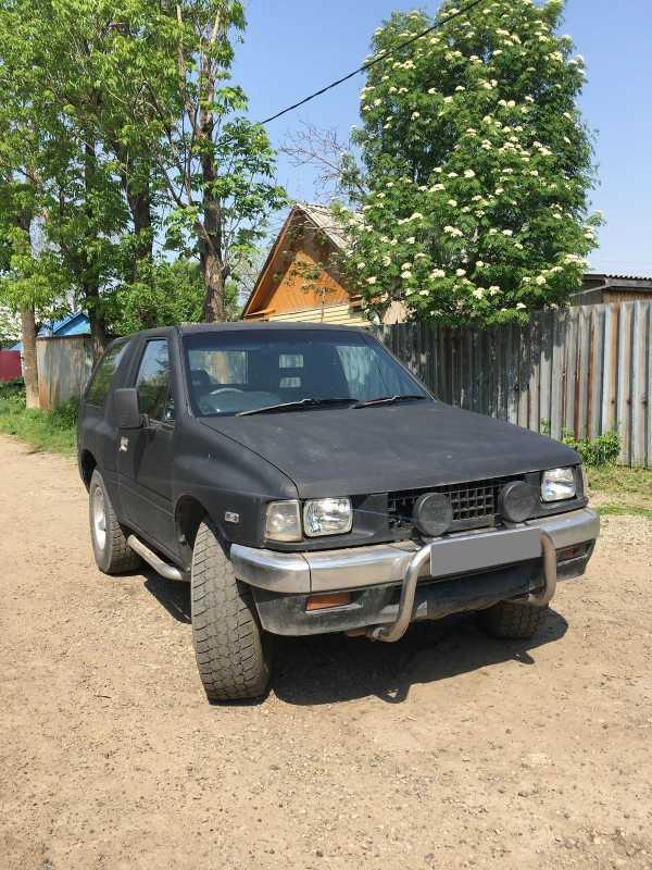 Isuzu MU, 1991 год, 200 000 руб.